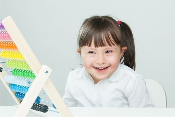 Oral Care for Those with Down's Syndrome